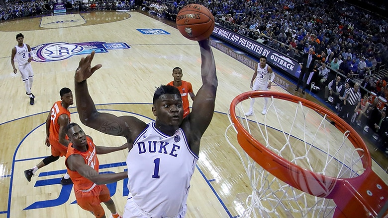 Nick Wright on Zion Williamson's return:  'He's simply an unstoppable offensive force'