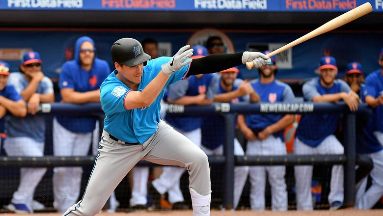 Don Mattingly preaching small ball offensive strategy for Marlins