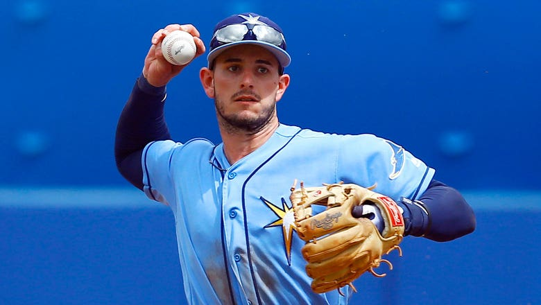 Avisail Garcia, Joey Wendle drive in runs, but Rays fall to Red Sox 3-2