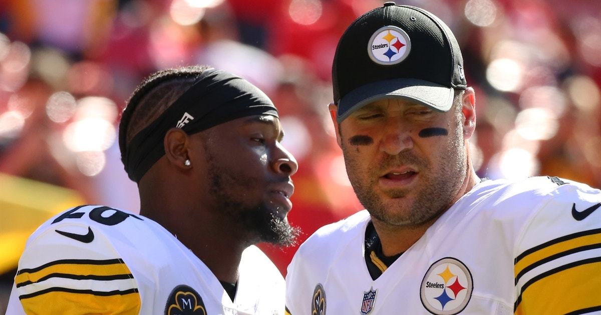 Cris Carter disputes LeVeon Bell's comments placing unfair blame on Big Ben