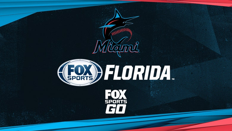 PROGRAMMING ALERT: Alternate channel listings for Marlins-Indians game on April 23