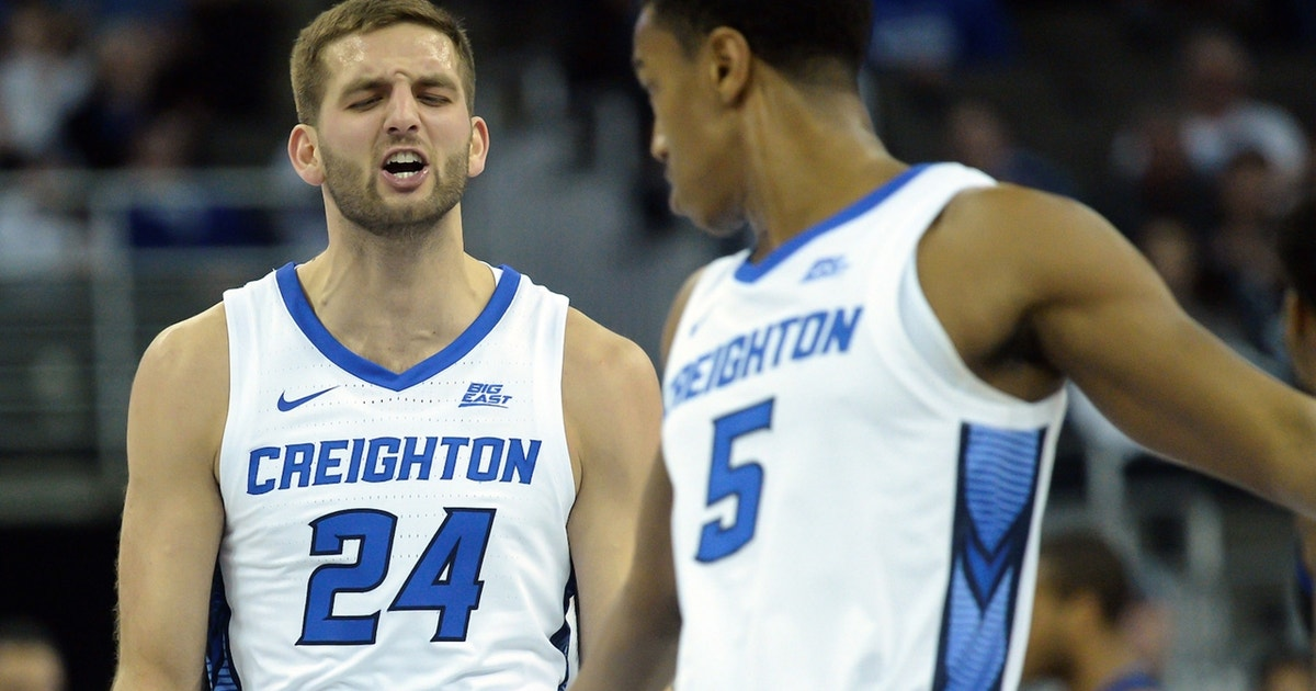 Mitch Ballock drains 11 three-pointers in Creighton's win over DePaul