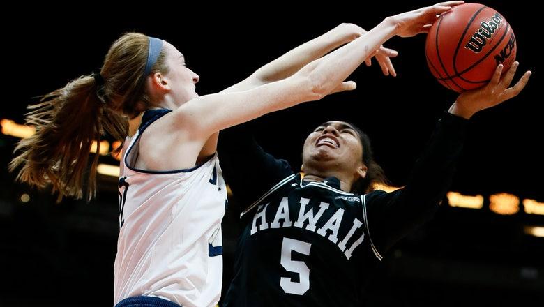 UC Davis rallies from 17 down to win Big West women's title