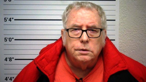 "<p>               FILE - This Dec. 13, 2018 file photo provided by the Custer County Sheriff's Office shows James ""Doc"" Jensen Jr. in Miles City, Mont. Jensen, a former Montana high school athletic trainer accused of sexually abusing students, plans to plead guilty Tuesday, March 12, 2019 to a federal charge of coercion and enticement. (Custer County Sheriff's Office via AP, File)             </p>"