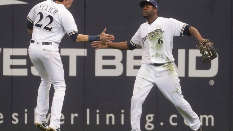 StaTuesday: Brewers' Cain ranks among best in final defensive rankings