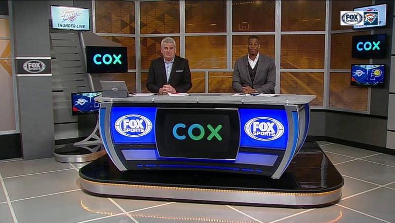 OKC let's Indiana slip through in 108-106 loss | Thunder Live