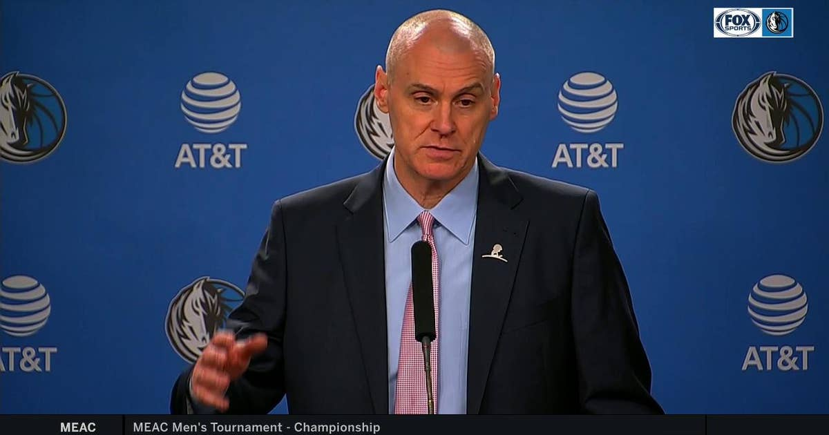 Rick Carlisle on Dirk coming close to Wilt, Mavs win over Cavaliers