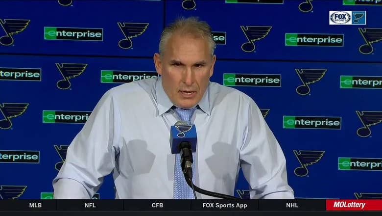 Berube: 'We came out with the right mindset in this game'