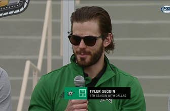 Tyler Seguin on Winter Classic: 'This is a dream come true'