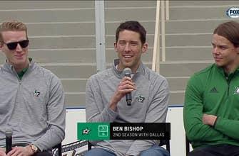 Ben Bishop on Winter Classic: 'It's a dream come true'