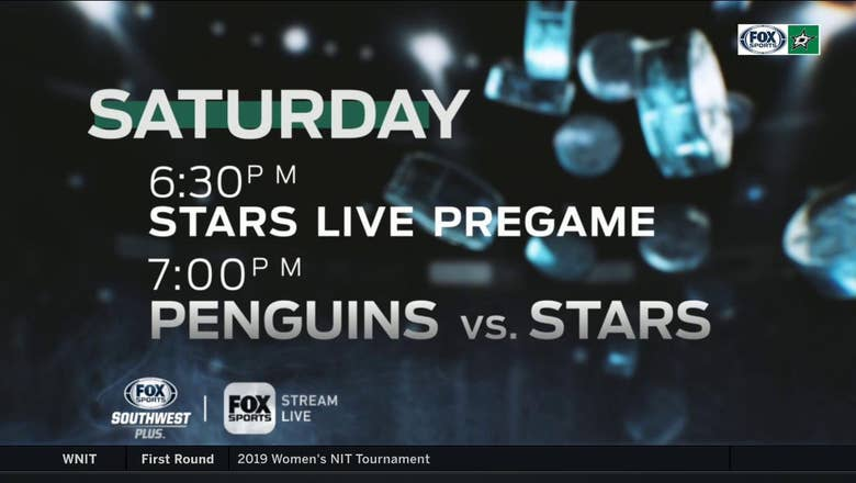 Stars need to be ready for the Penguins | Stars Live