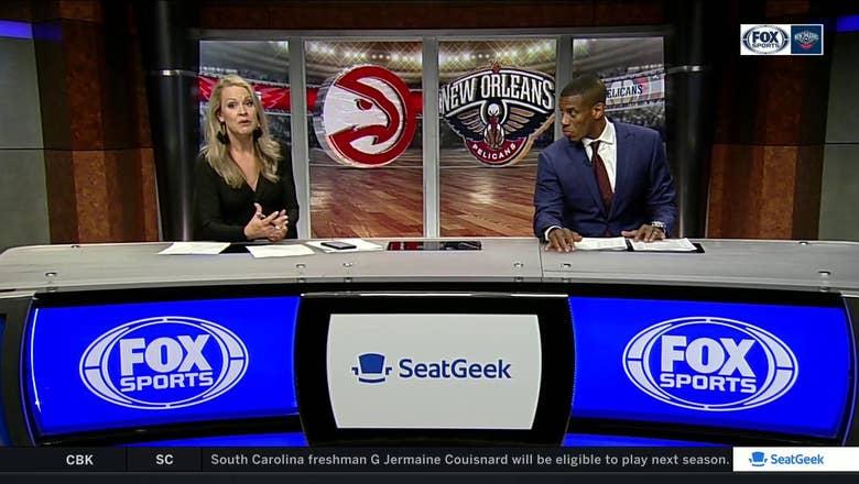 New Orleans falls to Atlanta 130-120 | Pelicans Live