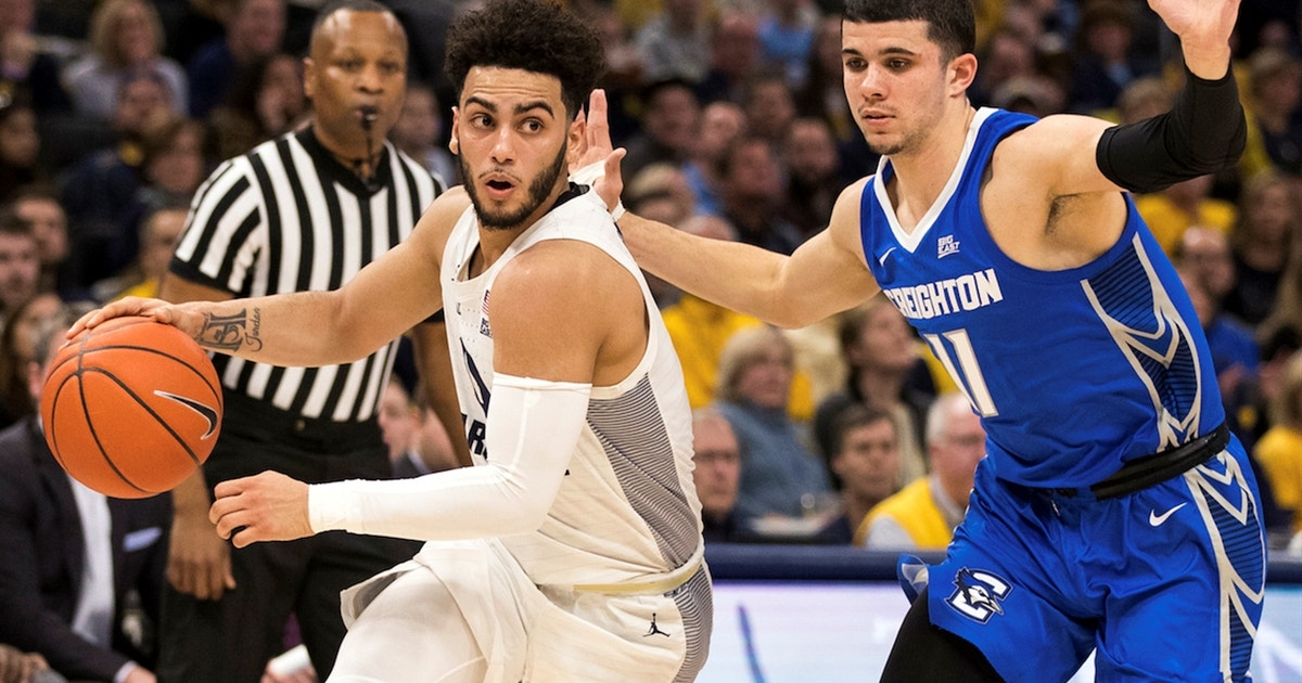 Markus Howard records ninth 30 point game in No. 10 Marquette's loss to Creighton