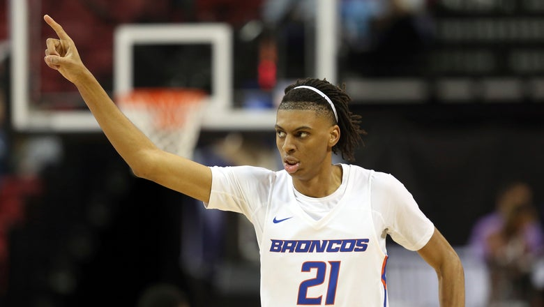 Boise St. beats Colorado St. 66-57 in MWC tourney