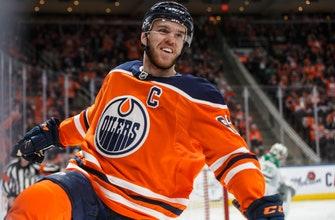 Benn scores shootout winner, Stars beat Oilers 3-2