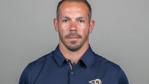 <p>               FILE - In this 2018 photo, Ted Rath, a member of the Los Angeles Rams' coaching staff, poses for a picture. Rath, the NFL football team's director of strength training and performance, is on a leave of absence after being arrested in January and charged with three misdemeanor counts of sexual battery. Rath was arrested and released on $5,000 bail on Jan. 15, five days before the Rams beat New Orleans in the NFC championship game, according to Ventura County Sheriff's Department spokesman Eric Hatlee. The incident occurred June 15, but the subsequent investigation didn't result in charges and an arrest until seven months later. (AP Photo, File)             </p>