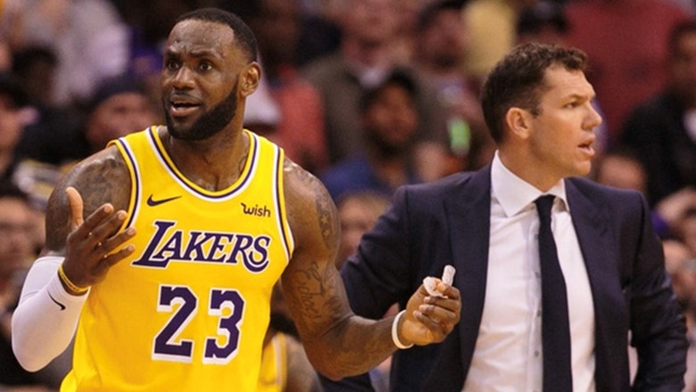 7e986834545 Colin Cowherd: LeBron has had a 'really really bad year as a leader' with  the Lakers | FOX Sports