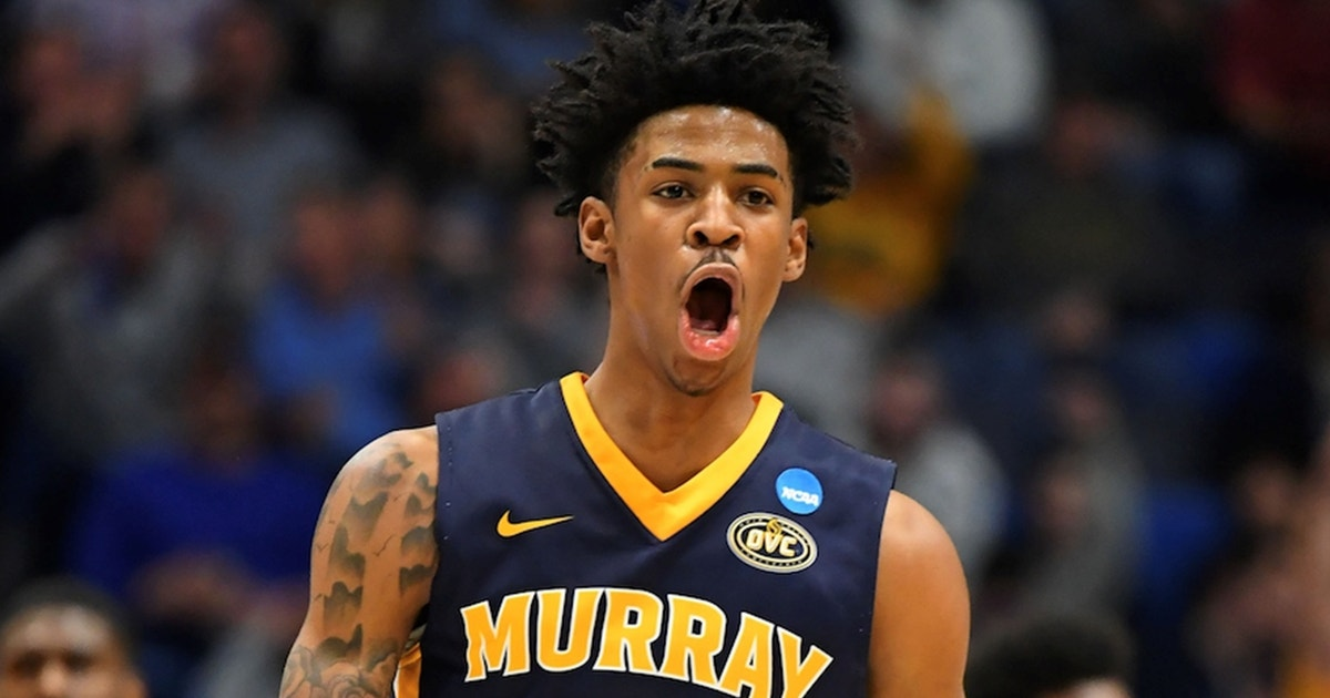 Skip Bayless with high praise for Ja Morant after his triple-double performance in NCAA Tournament
