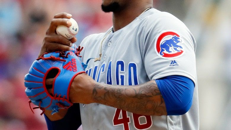Strop joins Morrow on sidelines as Maddon ponders closer