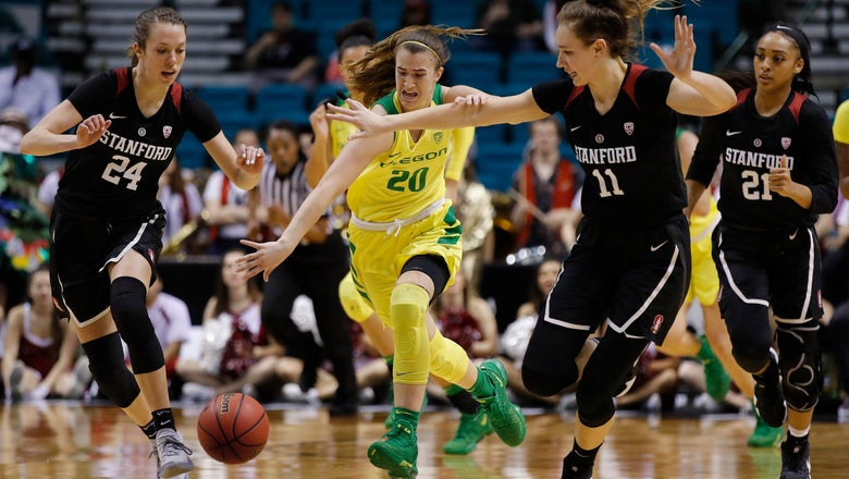 Oregon women rested and ready for NCAA Tournament
