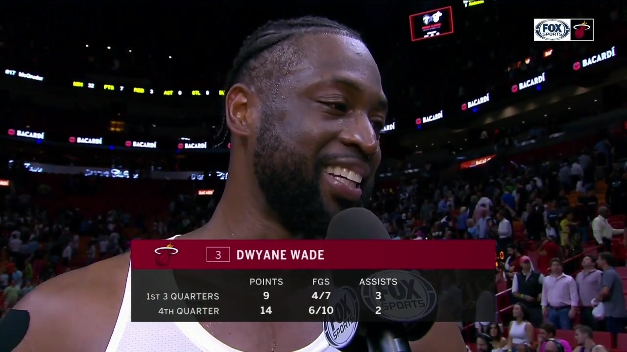 Dwyane Wade on Hawks  Kevin Huerter   I really like his game   342aed8ee