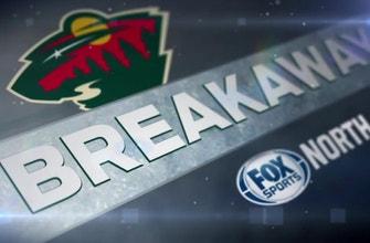 Wild Breakaway: Spurgeon stars in Minnesota's 3-2 overtime loss