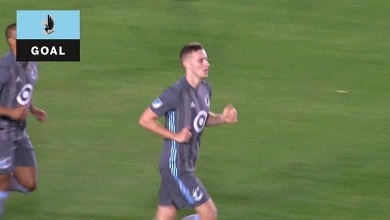 WATCH: Loons' Gregus, Rodriguez score in second half