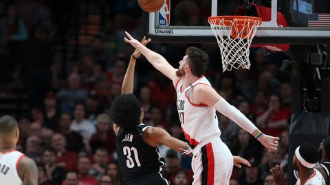 What now for the Blazers after the Jusuf Nurkic injury?