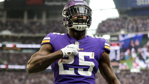 Latavius Murray, former Vikings running back