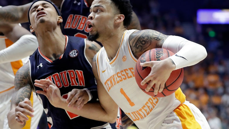 Tennessee seeking consistency after up-and-down weekend