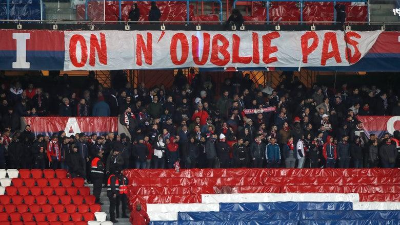 Dembele scores again as Lyon beats Montpellier 3-2