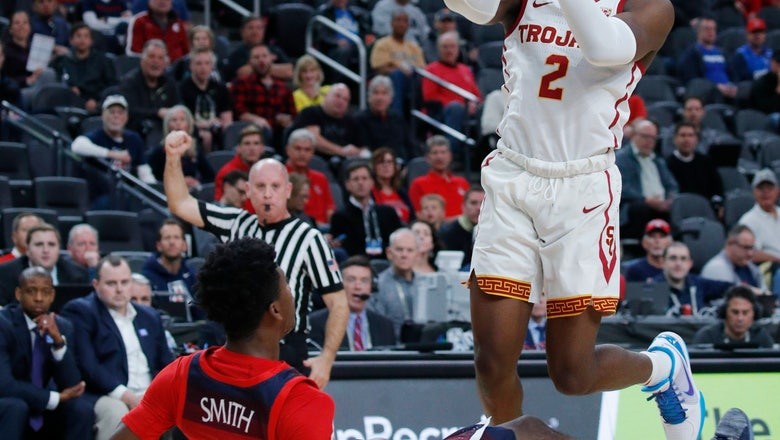 Boatwright leads USC past Arizona 78-65 at Pac-12 tournament
