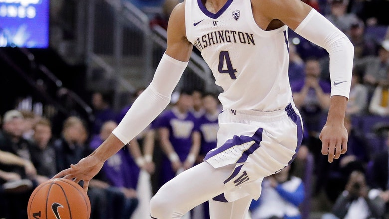 Washington's Thybulle named AP Pac-12 player of the year