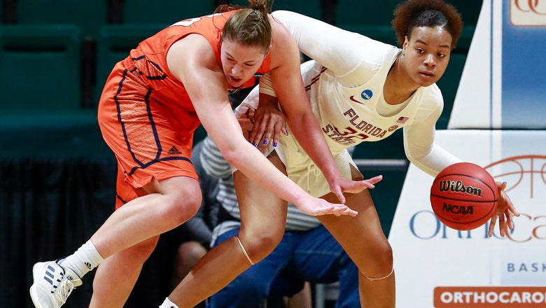 Gillespie, Florida State hold off 12th seed Bucknell 70-67