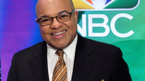 <p>               FILE - In this March 2, 2017, file photo, Mike Tirico attends the NBC Universal mid-season press day at the Four Seasons in New York. NBC says Tirico will handle play-by-play duties for the inaugural Augusta National Women's Amateur on April 6, 2019, the first time viewers will see the course on TV before the Masters. (Photo by Charles Sykes/Invision/AP, File)             </p>