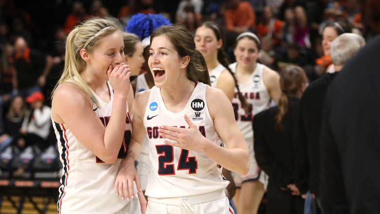 Gonzaga has experience when it comes to winning at Gill