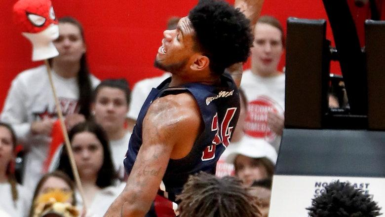 Fairleigh Dickinson tops St. Francis (Pa.), earns NCAA bid
