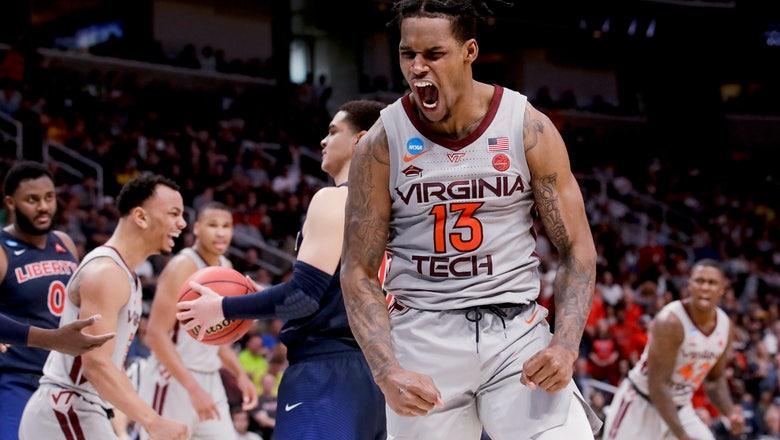Virginia Tech beats Liberty to earn a 2nd trip to Sweet 16