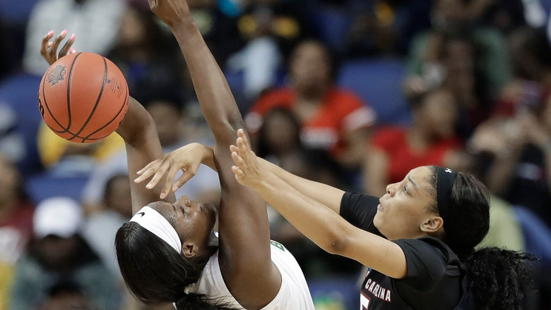 Baylor beats South Carolina 93-68, returns to Elite 8