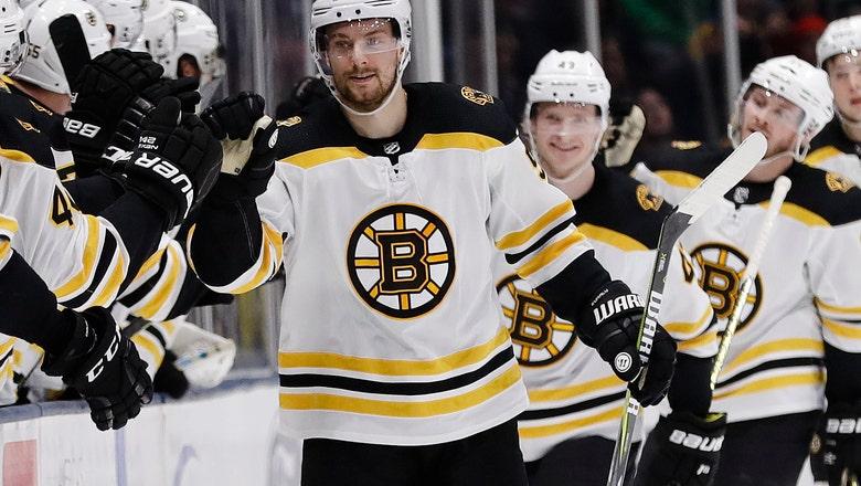 Kuraly, Rask lead Bruins to 5-0 win over Islanders