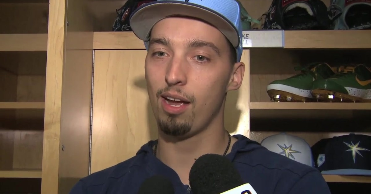 Ace lefty Blake Snell says extension shows Rays are invested in the team