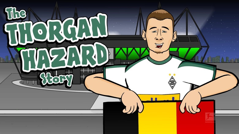 The Story Of Thorgan Hazard – Powered By 442oons