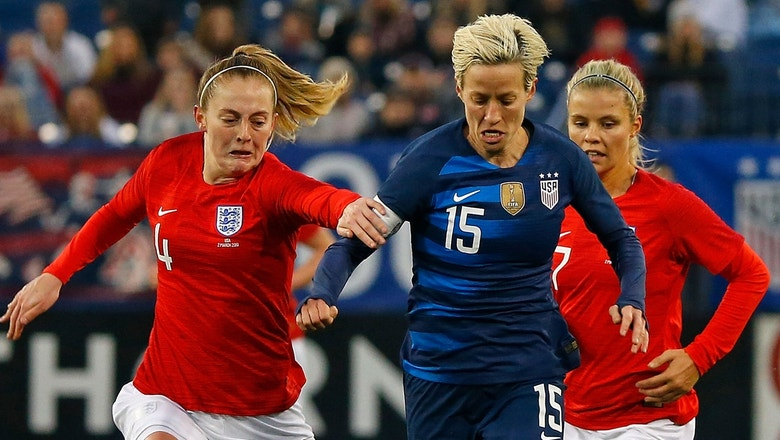 Aly Wagner: 'Another disappointing night for the USWNT' | 2019 SheBelieves Cup