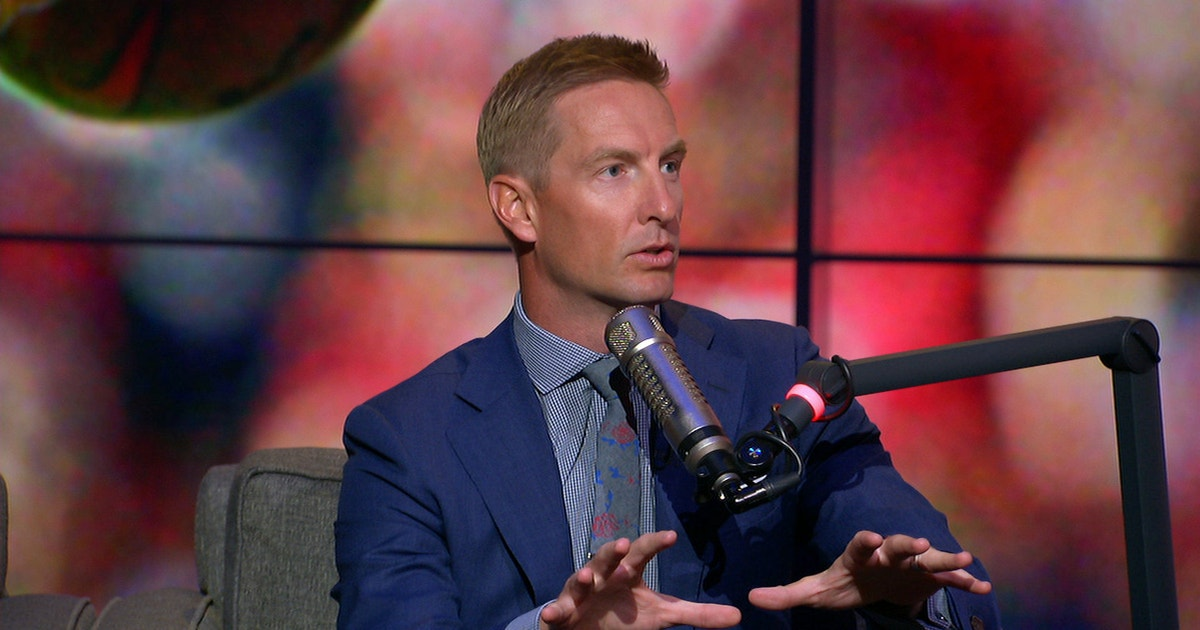 Joel Klatt analyzes the four QBs he thinks will be selected in the first round of the NFL Draft