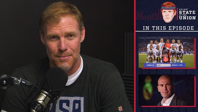 Alexi Lalas doesn't think USWNT's lawsuit will be World Cup distraction