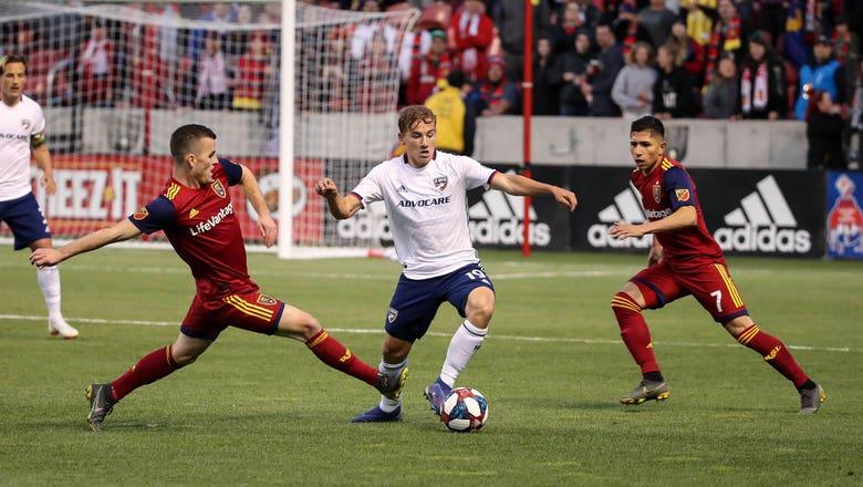 Real Salt Lake vs. FC Dallas | 2019 MLS Highlights