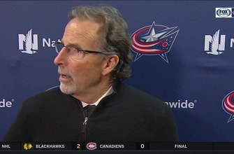 John Tortorella doesn't single out any one individual, credits entire team for a great effort