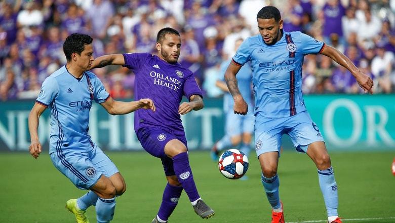 Orlando City SC vs. New York City FC | 2019 MLS Highlights