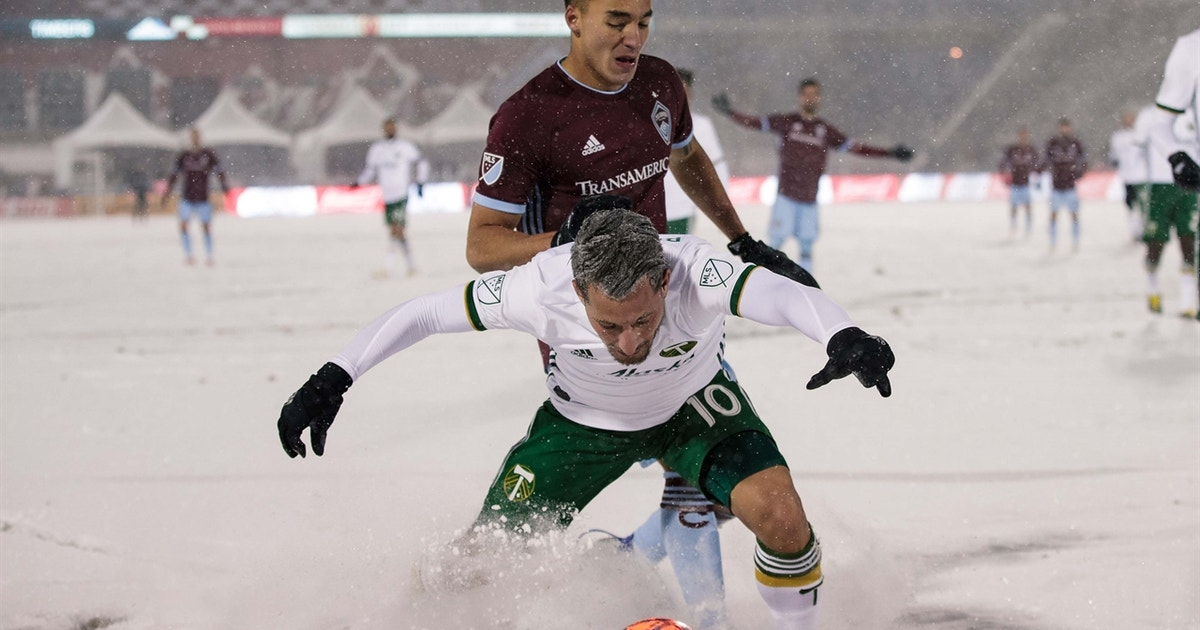 927b0fe08 Colorado Rapids vs. Portland Timbers