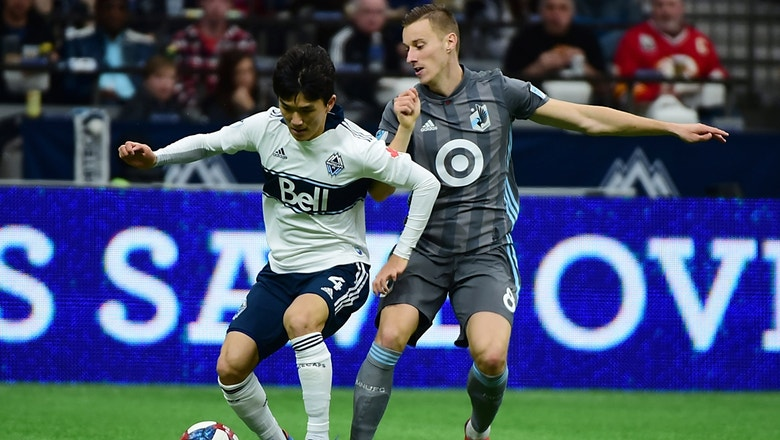 Vancouver Whitecaps FC vs. Minnesota United FC | 2019 MLS Highlights
